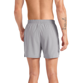 "Nike Swim Logo Tape Racer Pantaloncini Volley 5"" Uomo, lt smoke grey"